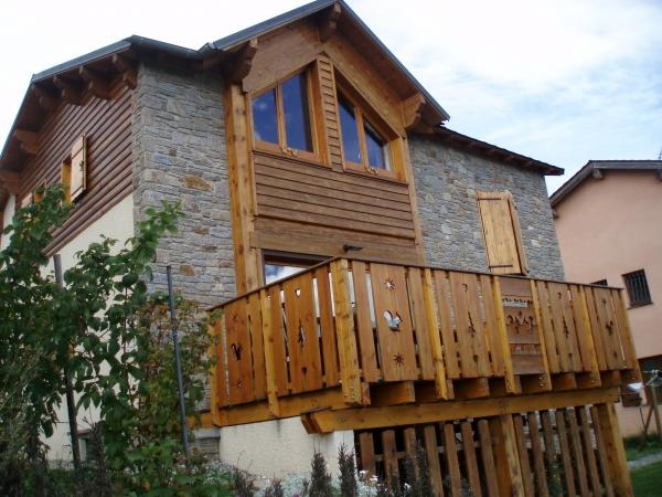 Hu00e9bergements locatifs - Chalets Archives u2022 La station de Ski de ...