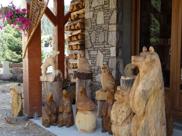 Creation bois artisanat et boutique de d coration for Magasin deco bois