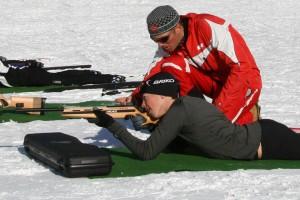 Le biathlon laser