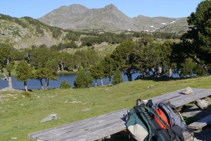 Randonnées des lacs des camporells