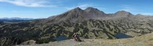 Site de randonnée des Camporells