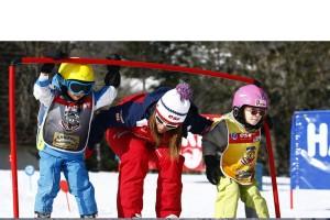 Club Piou-Piou pour les enfants qui débutent le ski