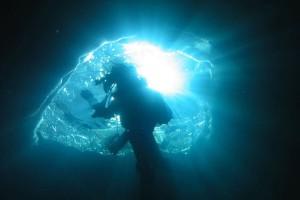 Découvrir la plongée sous glace à Formiguères