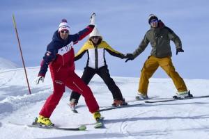 Les cours de ski de Formiguères