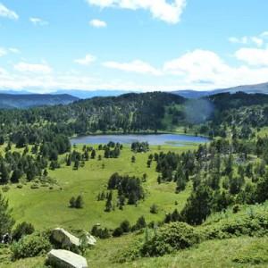 Randonnée du Lac d'Aude, site classé des Bouillouses