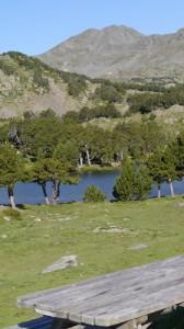 Randonnée des lacs des Camporells, Formiguères