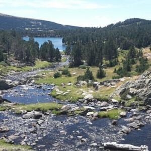 Les lacs des Camporells