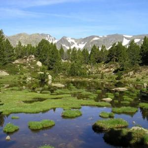 Les lacs du Carlit