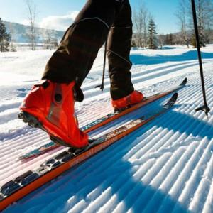 Randonnées de ski de fond à Formiguères