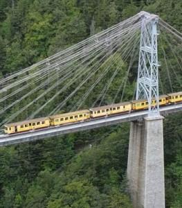 Randonnée du Train Jaune