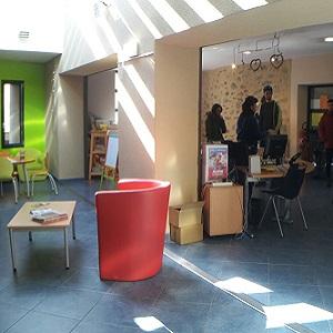 Rénovation de l'Office de tourisme et ouverture de la médiathèque