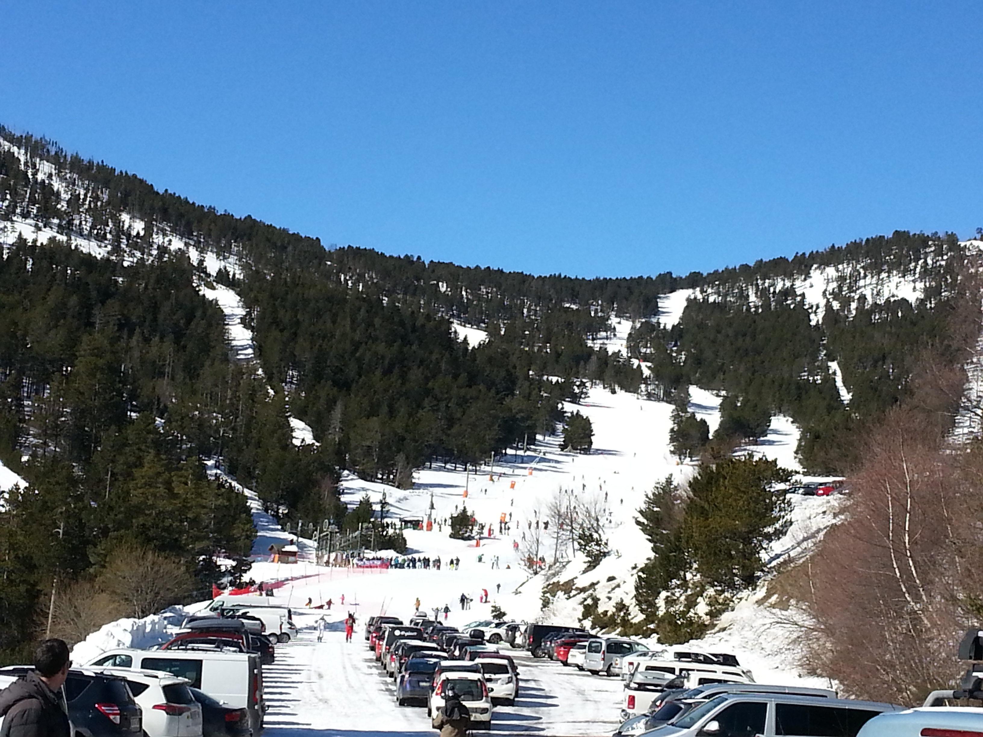 Station de ski de formigueres