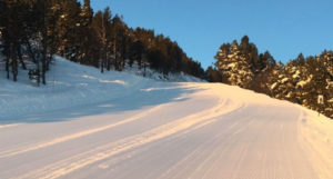 Piste de ski Formiguères