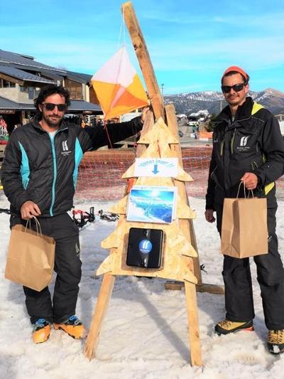 Samedi 23 mars : Course d'orientation à ski